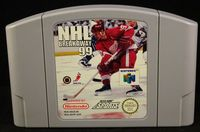 Nintendo 64 (N64): NHL Breakaway 99 - Cart Only